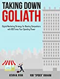 img - for Taking Down Goliath: Digital Marketing Strategies for Beating Competitors with 100 Times Your Spending Power book / textbook / text book