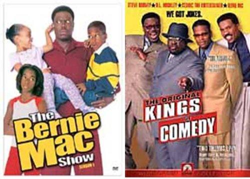 Bernie Mac Season 1 and Kings of Comedy 2 pack (Bernie Mac Season 2 compare prices)