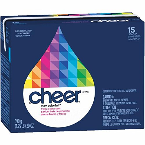 Procter & Gamble 27747 Cheer Laundry Detergent