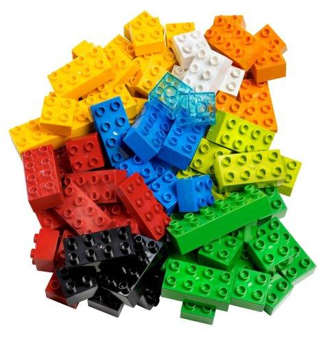 Imagen de LEGO Duplo Basic Bricks (80 uds.)