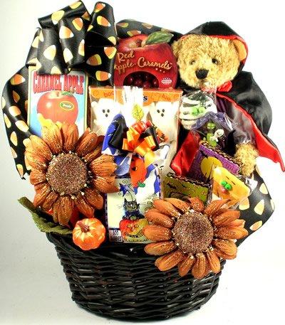 The Monster Mash, Halloween Gift Basket