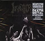 Vanquish in Vengeance by Incantation (2012) Audio CD