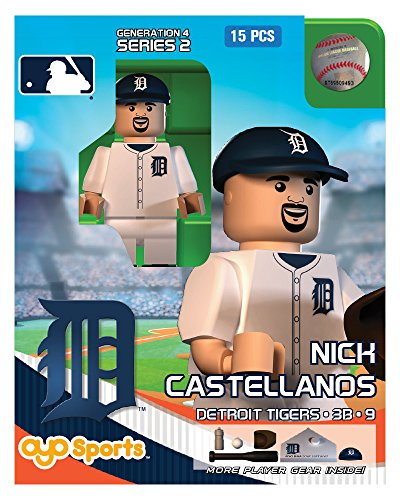 Nick Castellanos OYO MLB Detroit Tigers G4 Series 2 Mini Figure Limited Edition - 1