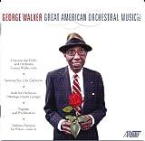 echange, troc Walker, Sinfonia Varsovia, Hobson - Great American Orchestral Music