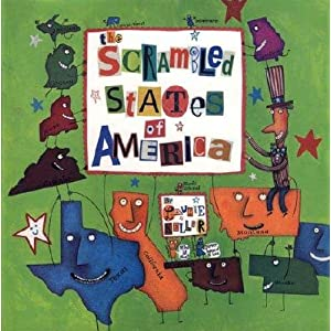 The Scrambled States of America [SCRAMBLED STATES OF AMER]