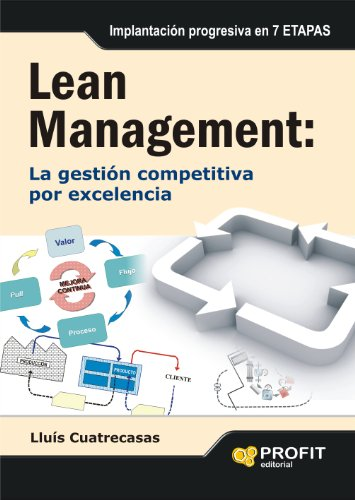 LEAN MANAGEMENT: Lean management es la gestión competitiva por excelencia. Implantación progresiva en 7 etapas.