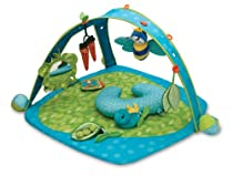 Big Sale Boppy Garden Patch Play Gym