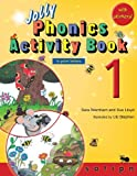 Sara Wernham Jolly Phonics Activity Book 1 (in Print Letters)