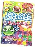 ライオン菓子 ぷよぷよれんさグミ30g×10袋