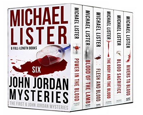 Six John Jordan Mysteries by Michael Lister ebook deal