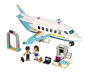 LEGO 41100 Friends Heartlake Private Jet