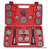 Coffret Set repousse piston d'étrier de frein - Kit d'outils 22 pièces...