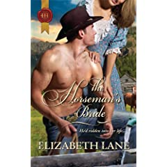 The Horseman's Bride by Elizabeth Lane