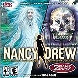 Nancy Drew: Haunting of Castle Malloy & Legend of the Crystal Skull Bonus 2 Pack