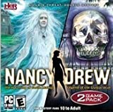 Bonus Nancy Drew Double Pack: Haunting of Castle Malloy & Legend of the Crystal Skull