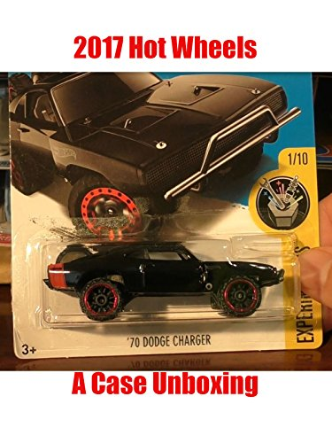 Review: 2017 Hot Wheels A Case on Amazon Prime Video UK