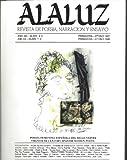 img - for Alaluz : Poesia femenina espanola siglo XX - 1900-1940 (20th Century Spanish Poetry by Women. 1900-1940) book / textbook / text book