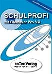 Schulprofi mit FileMaker Pro 8