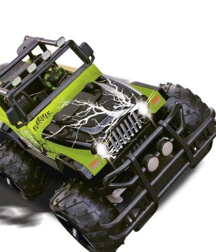 RC Jeep Geländewagen GreenForster 1:12 ferngesteuert RTR mit Licht – KOMPLETT SET inkl. Batterie und Akku kaufen