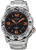 Seiko Men's SRP443 Stainless Steel Automatic Sport Watch