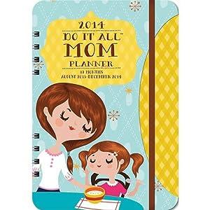 Mom Do It All Planner - 2014 Planner