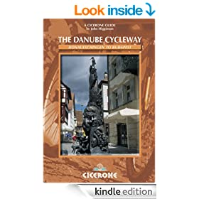 The Danube Cycleway: Donaueschingen to Budapest (Cicerone International Cycling)