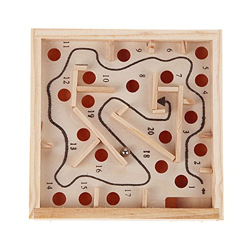 Children-Educational-Toys-Wooden-Puzzle-Toys-Brain-Teaser-Puzzle-Toy-Mini-Maze-Intellectual-Development-Toy-Free-Shipping