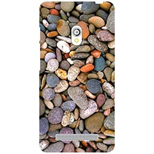 Asus Zenfone 5 A501CG Back cover - At The Beachside Designer cases