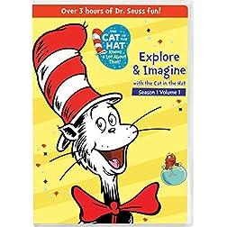 Cat in the Hat: Explore & Imagine