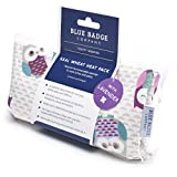Blue Badge Company Wise Owl/ Toasty Warmer Real Wheat Heat Pack with Lavender