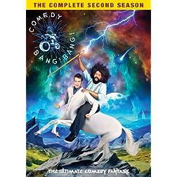 Comedy Bang! Bang! Season 2