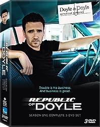 Republic of Doyle: Season One Complete 3-DVD Set