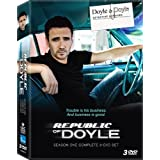 Republic of Doyle: Season One Complete 3-DVD Setby Allan Hawco