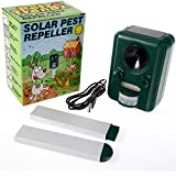 PetzTrendz PT-SOL-REPEL Solar Powered Cat Repeller