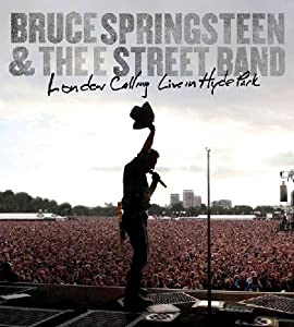Bruce Springsteen & The E St's London Calling: Live in Hyde Park [DVD] [2010] [NTSC]