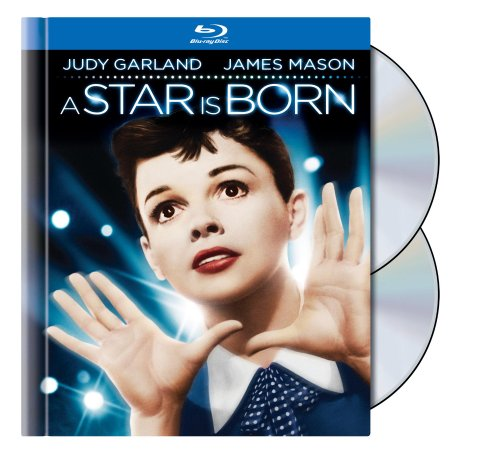Cover art for  A Star Is Born (Blu-ray Book Packaging)
