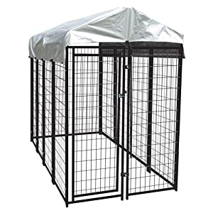Lucky Dog Kennel Covers With Frame