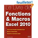 Le livre des Fonctions et Macros Excel 2010
