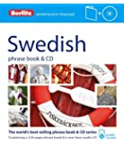 Berlitz Swedish Phrase Book and CD (Phrase Book & CD)