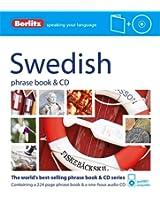 Berlitz: Swedish Phrase Book & CD