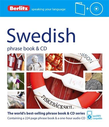 Berlitz: Swedish Phrase Book & CD (Berlitz Phrase Book & CD)