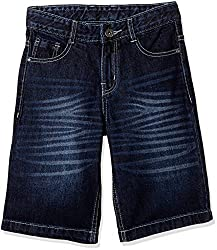 Cherokee Boys' Shorts (267984483_Blue_11 - 12 years)