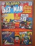 Batman #187, December 1966. 80 Page Giant #G-30