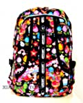 XIAOMEI Colourful Cartoon A4 Backpack...