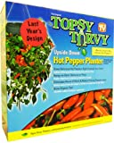 Topsy Turvy Hot Pepper Planter