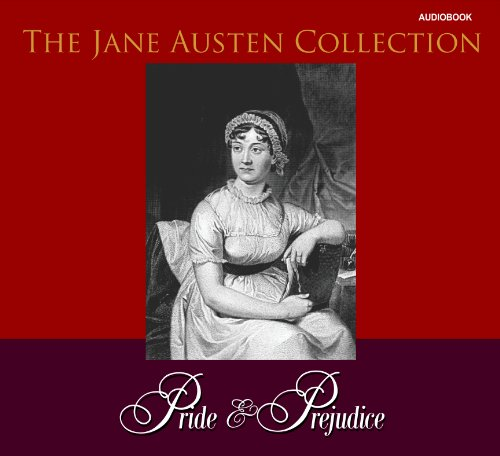 Pride & Prejudice by Jane Austen (Unabridged, 10-CD Set, Audio Book, Deluxe Ed...