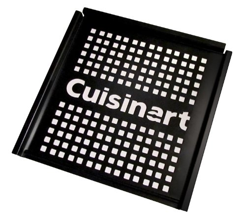 Cuisinart CNP-410 10-Inch by 10-Inch Non-Stick Grilling Platter