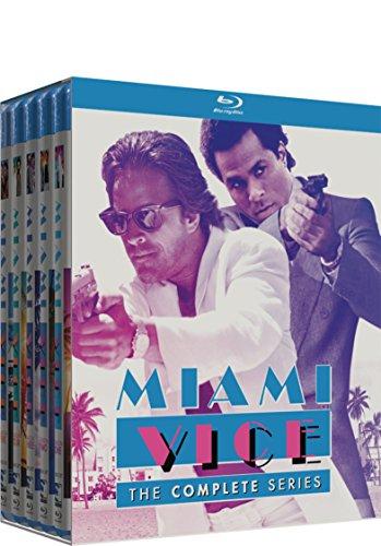 Miami Vice: Complete Series [Edizione: Francia]