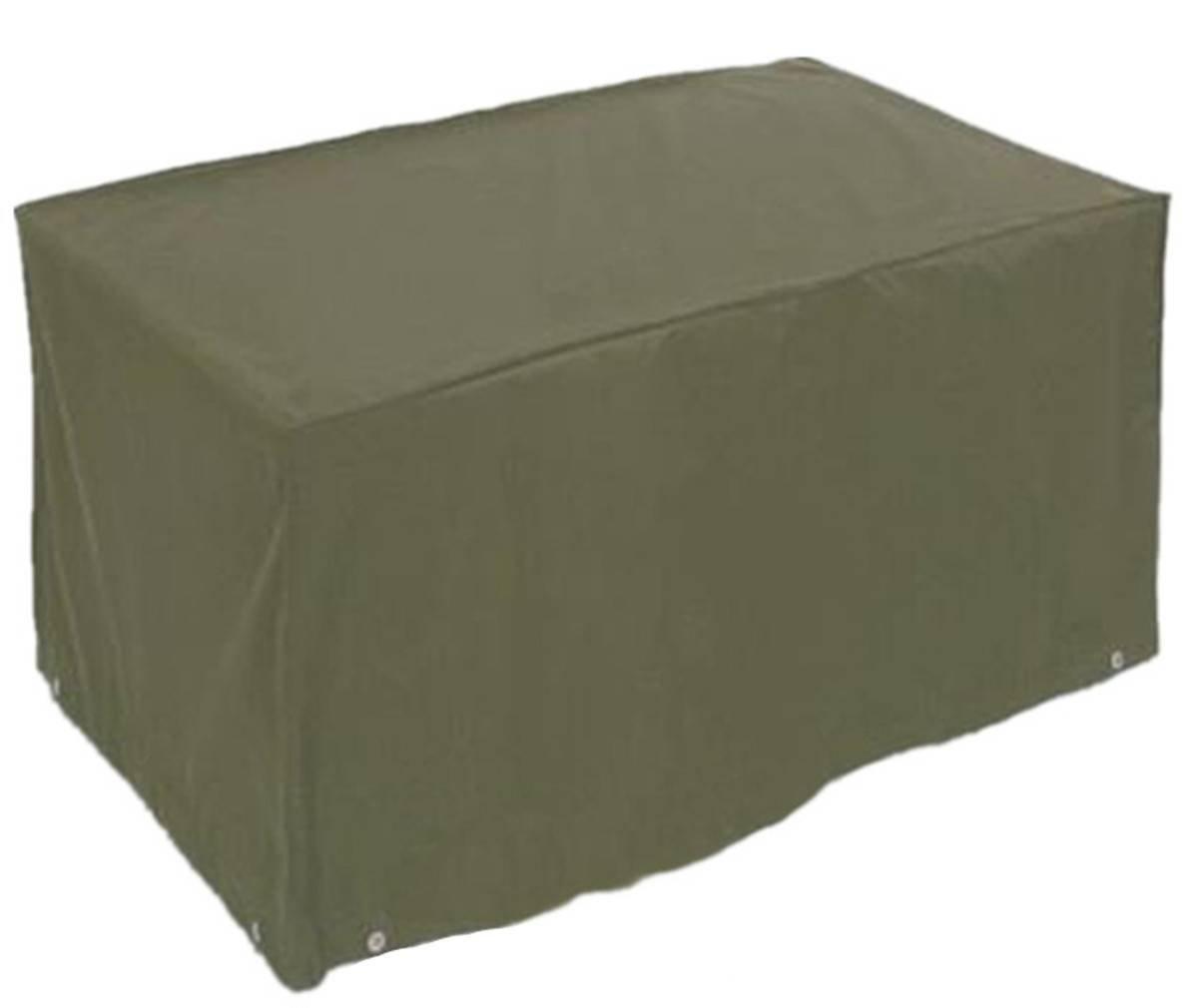 KING DO WAY Schutzhuelle fuer Tisch Stuehle 210d wasserdicht moebel auf obdach innenhof mit garten