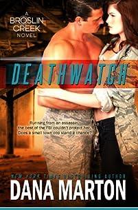 Deathwatch by Dana Marton ebook deal